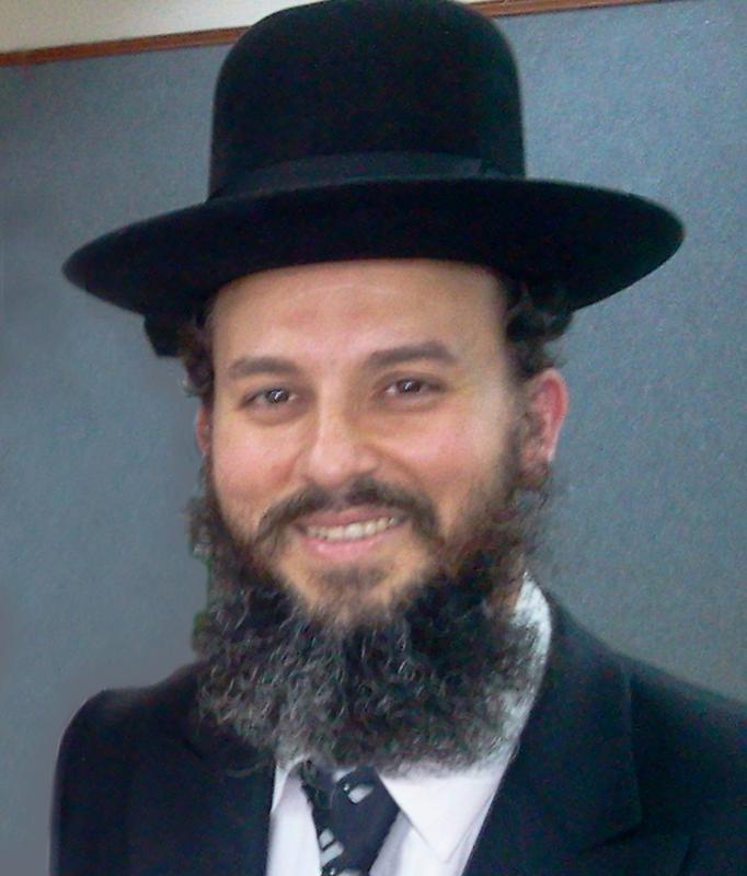 Le Rav Chalom Peretz